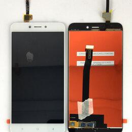 Дисплеи и тачскрины - Дисплей для Xiaomi Redmi 4X / Redmi 4X Pro белый, 0