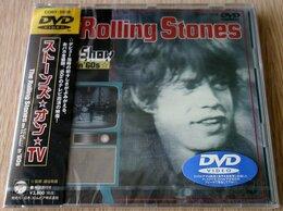 Музыкальные CD и аудиокассеты - The Rolling Stones - On TV Show In '60s - Japan…, 0