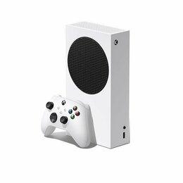 Игровые приставки - Игровая консоль MICROSOFT Xbox Series S RRS-00011,  512GB, 0