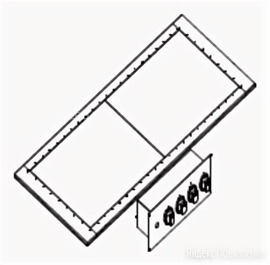 Плита электрическая Kovinastroj (Kogast) EAD-4C-DI по цене 165990₽ - Промышленные плиты, фото 0