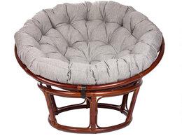 Кресла - Кресло Папасан из натурального ротанга, 0