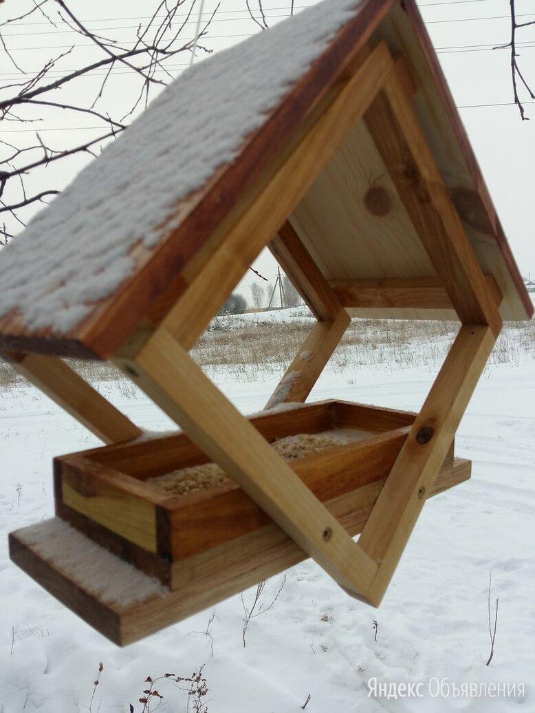 Скворечники и кормушки для птиц  по цене 450₽ - Миски, кормушки и поилки, фото 0