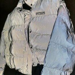 Куртки - Светоотражающая куртка , 0