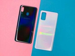 Корпусные детали - Задняя крышка Samsung Galaxy A40 / A41, 0