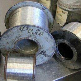 Электроды, проволока, прутки - Проволока фехралевая диаметр 0.2мм, 0