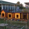 Будки деревянные по цене 5000₽ - Клетки, вольеры, будки , фото 4