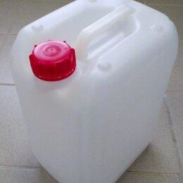 Канистры - Пластиковая канистра 20 литров, 0