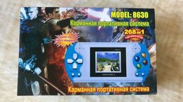 Игровые приставки - Портативная игровая консоль 8630, 0