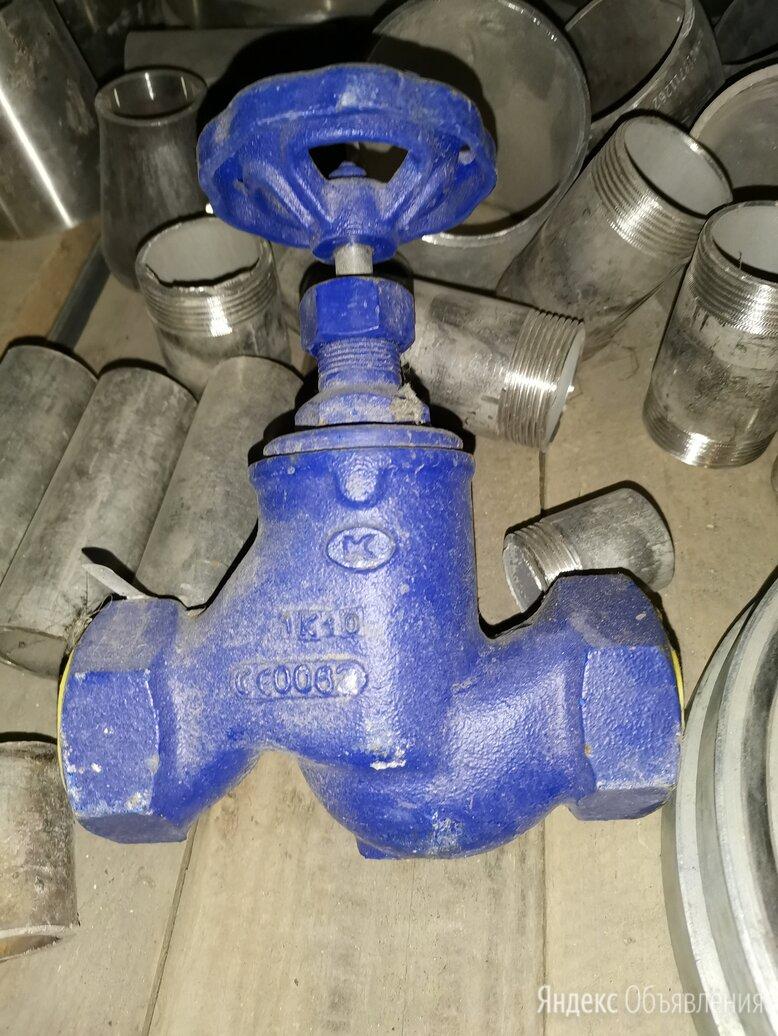 Вентиль запорный Zetkama тип 201 ф32 по цене 500₽ - Запорная арматура, фото 0