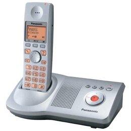 Проводные телефоны - Телефон DECT Panasonic KX-TG7125 RU-S, 0