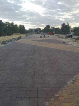 Тротуарная плитка, бордюр - Укладка тротуарной плитки С Гарантией Качества , 0