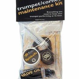 Наборы инструментов и оснастки - Dunlop HE81 Набор по уходу за трубой, 0