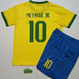 Спортивные костюмы и форма - Футбольная форма Бразилия Неймар Neymar, 0