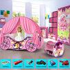 Кровать карета детская кровать для девочки по цене 9990₽ - Кроватки, фото 1