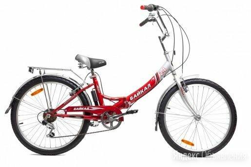 Велосипед двухколесный Байкал 2408 красный (2017) по цене 8690₽ - Велосипеды, фото 0