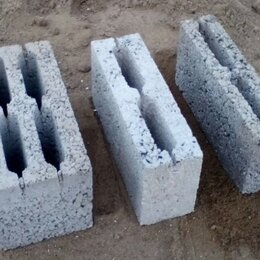 Строительные блоки - Керамзитобетонные блоки, 0