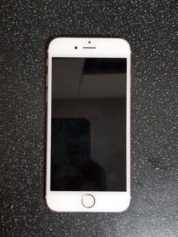 Мобильные телефоны - iPhone 6S, Айфон 6S, б/у, отпечаток Touch ID не…, 0