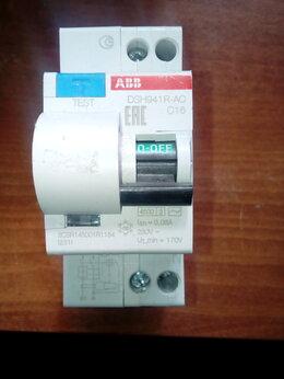 Электрические щиты и комплектующие - Автомат дифференциальный ABB 16A, 0
