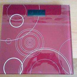Напольные весы - Весы напольные электронные стеклянные malu xavax., 0