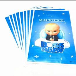 Подарочная упаковка - Подарочный пакет Босс-молокосос, 0