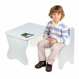 Пеленальные столики и доски - Набор мебели - Забавные животные, цвет белый, 0