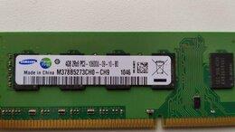 Модули памяти - Оперативная память Samsung,dimm,ddr3,1x4gb,1333Mhz, 0
