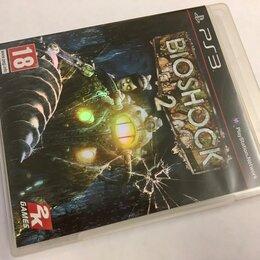 Игры для приставок и ПК - BioShock 2 для PS3, 0
