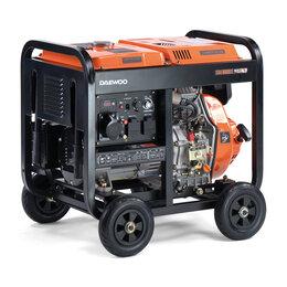 Электрогенераторы - Дизельный генератор DAEWOO DDAE 9000XE, 0