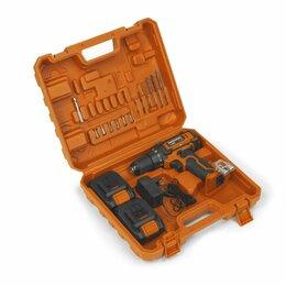 Шуруповерты - Дрель-шуруповерт аккумуляторный  DAEWOO DAA 1620Li, 0