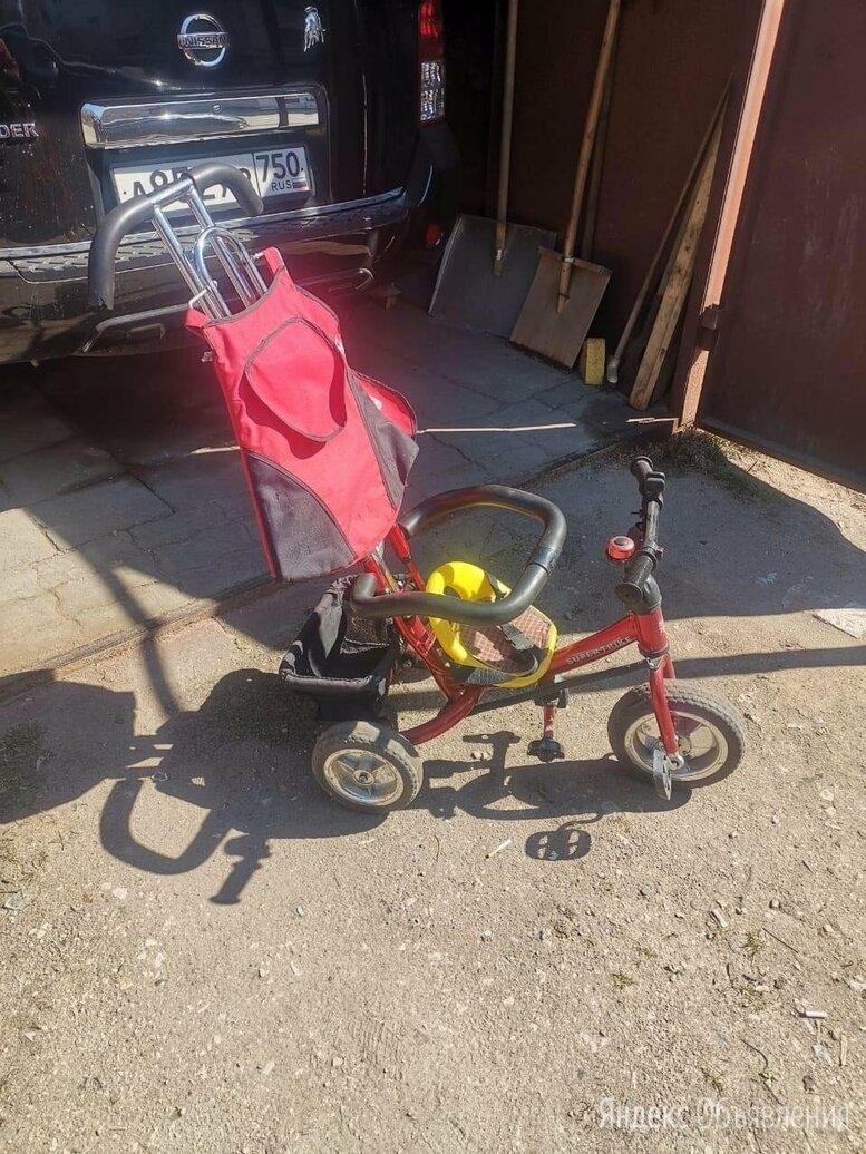 Детский велосипед по цене 1490₽ - Трехколесные велосипеды, фото 0