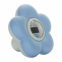 Метеостанции, термометры, барометры - Цифровой термометр для воды и воздуха Philips Avent SCH550, 0