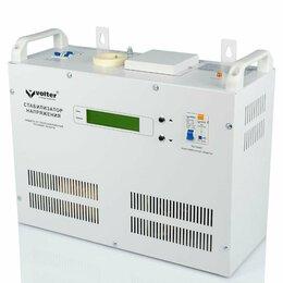 Стабилизаторы напряжения - Стабилизатор напряжения Volter СНПТО - 9 ПТШ, 0