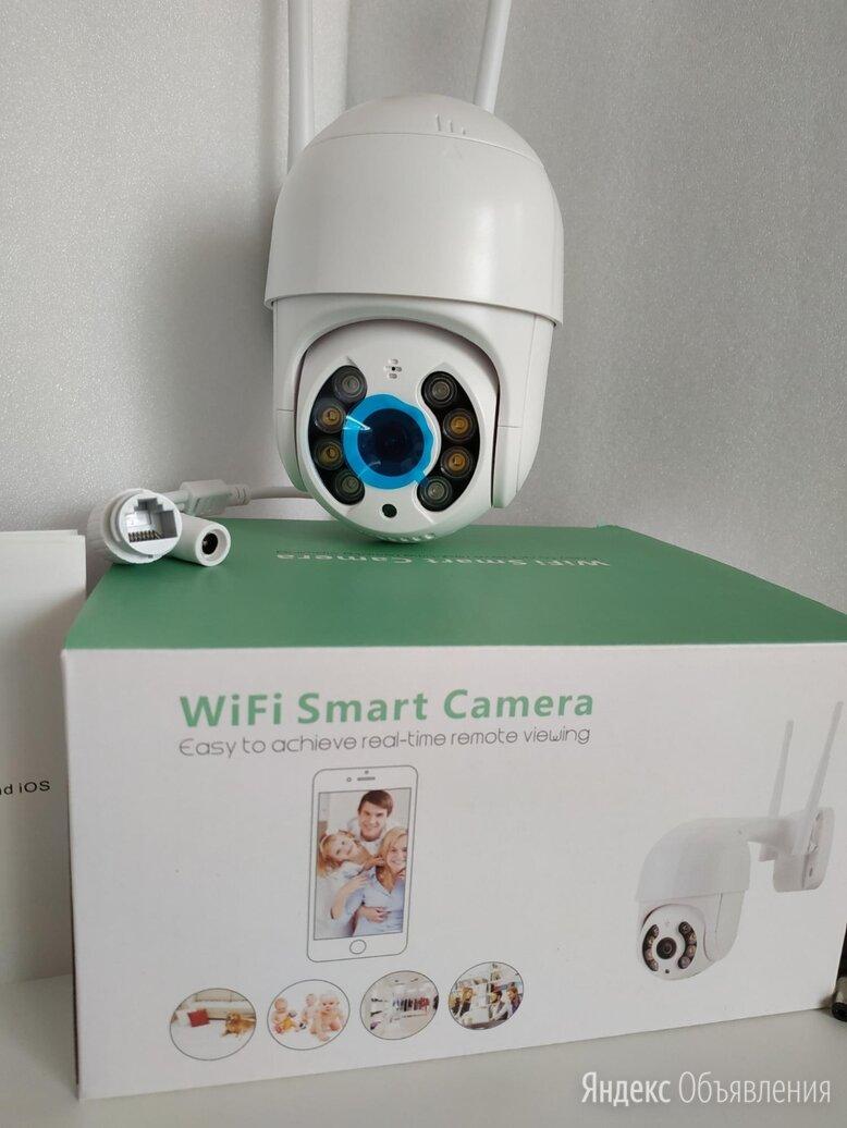 Камера управляемая IP Wi-fi XMEye-500WL2 по цене 3300₽ - Камеры видеонаблюдения, фото 0