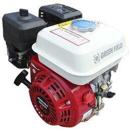 Двигатели - Двигатель бензиновый 6,5 л.с 168FB GX200 , 0