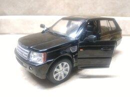 Модели - Модель автомобиля Range Rover Sport, 0