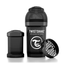 Бутылочки и ниблеры - Антиколиковая бутылочка Twistshake для кормления…, 0