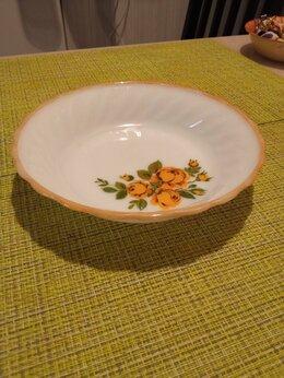 Тарелки - тарелки суповые ссср, 0