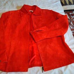 Куртки - Куртки женские замшевые., 0