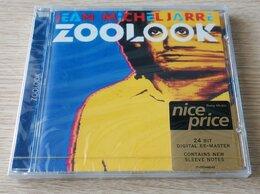 Музыкальные CD и аудиокассеты - Jean Michel Jarre - Zoolook CD - Компакт Диск, 0