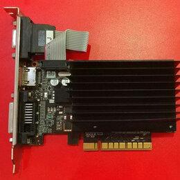 Видеокарты - Видеокарта GeForce GT730 1Gb, 0