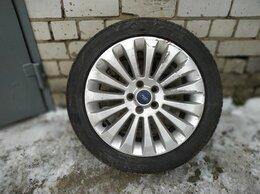 Шины, диски и комплектующие - Колесо R17 Форд Ford с шиной, оригинал, 0