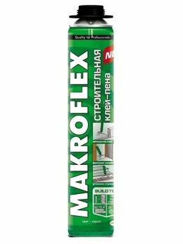 Клей - Makroflex, строительная клей-пена для ячеистого…, 0
