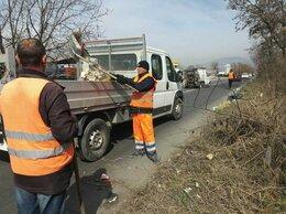 Курьеры и грузоперевозки - Вывоз мусора. Вывоз строительного мусора., 0