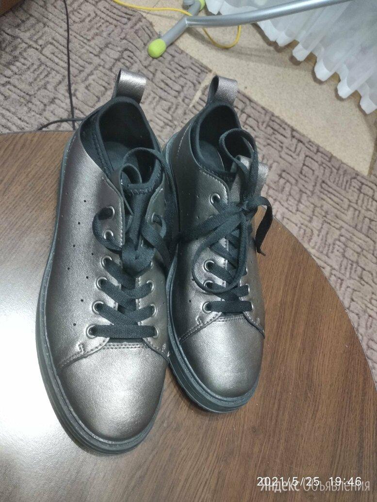 Кеды кожаные по цене 1000₽ - Кроссовки и кеды, фото 0