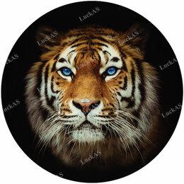 Прочие аксессуары  - Наклейка на авто Тигр, 0