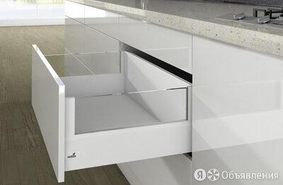 Hettich: 9149412: ArciTech, комплект короба DesignSide, 126 мм/250 мм/500 мм,... по цене 7540₽ - Комплектующие, фото 0