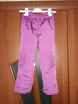 Полукомбинезоны и брюки - Полукомбинезон демисезонный на девочку 2-4 года, 0