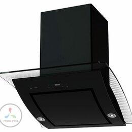 Вытяжки - Кухонная вытяжка Shindo ALIOT PS 60 B/OG 3ETC, 0
