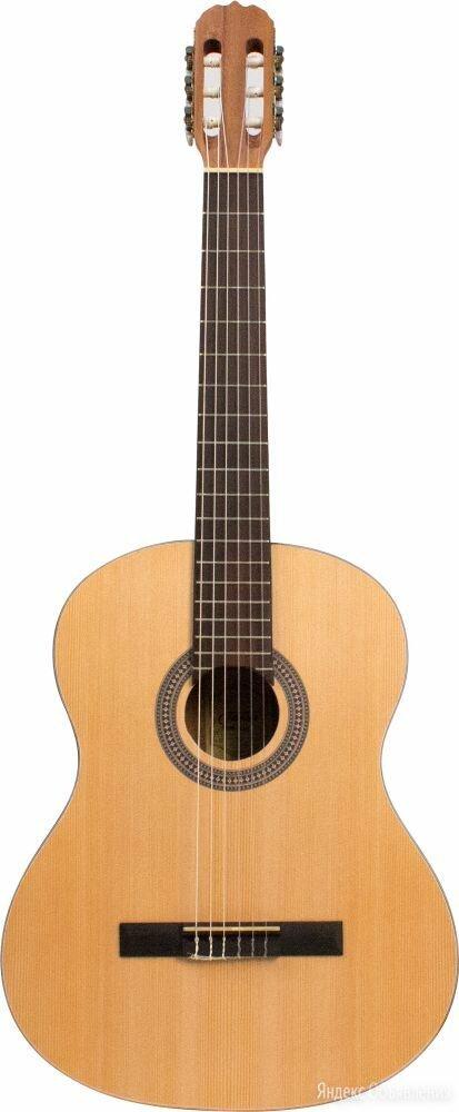 Классическая гитара Augusto by JAWA Toledo-20 по цене 6850₽ - Акустические и классические гитары, фото 0