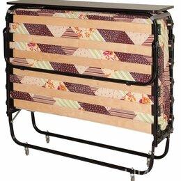 Раскладушки - Раскладушка 1200*1900 Раскладная кровать-тумба…, 0
